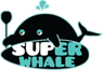 SUPer Whale Logo